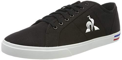 le coq Sportif Verdon Sport Black, Sneaker Uomo, Nero, 44 EU