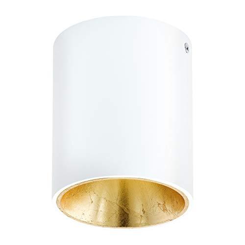 Eglo Lampe 94503 intérieur, intégré, argent