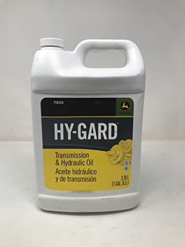 John Deere Original Equipment Gallon-Sized Hy-Gard Oil - TY6354 (1 Gallon)