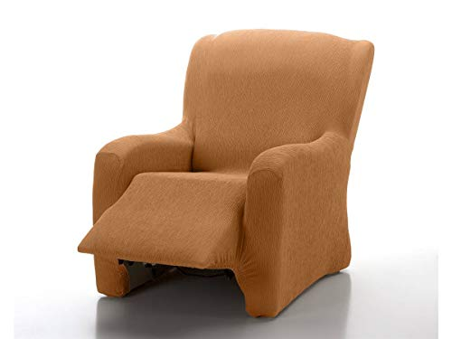 CAÑETE - Funda sillón Relax Completo JARA - Color Naranja