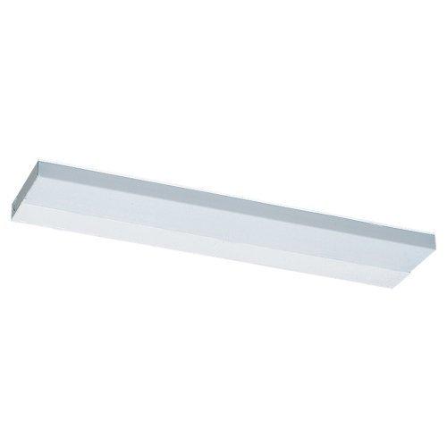 Sea Gull Lighting 4976BLE-15 Badezimmer-Waschtisch mit weißen Diffusorschirmen, weißes Finish von Sea Gull Lighting