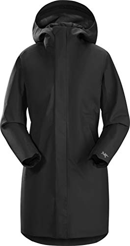 Arc'teryx Damen Codetta Coat Women's Mantel, schwarz, XL