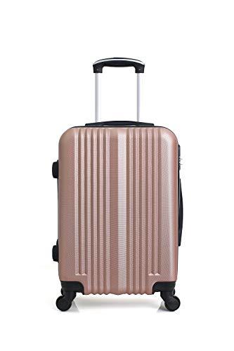 Hero Lipari Suitcase, 66 cm, 60 liters, Pink (Rose)