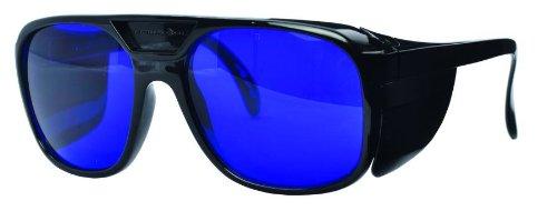 Longridge Hawkeye Lunettes pour balles de golf Noir