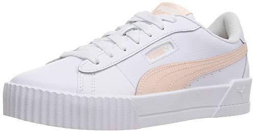 PUMA Damen 374903-03_39 Sneakers, Weiß, EU