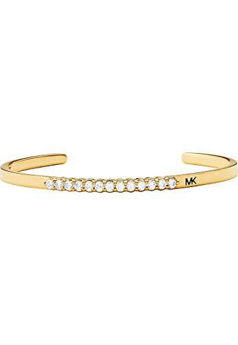 Michael Kors Damen-Armreif 925er Silber One Size Gold 32013110