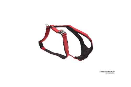Wolters Hundegeschirr MINI Professional Comfort rot 25-30 cm