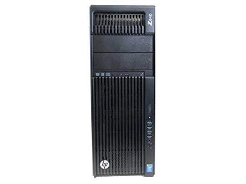 HP Z640 Tower Server - Intel Xeon E5-2680 V3 2.5GHz 12 Core - 32GB DDR4 RAM - LSI 9217 4i4e SAS SATA Raid Card - 600GB (2X 300GB SAS New HDD) - NVS 310 512MB - 925W PSU - Windows 10 PRO (Renewed)