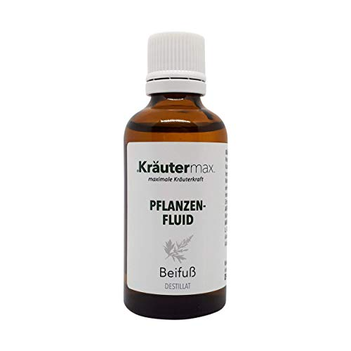 Beifuß Tropfen Artemisia Vulgaris Pflanze Beifuss Extrakt 1 x 50 ml
