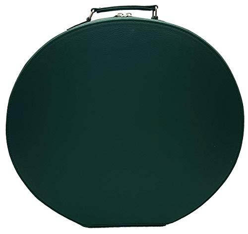 Sombrerera Fabricada en polipel de Primera Calidad,Resistente y práctica.Disponoble (Verde Botella)