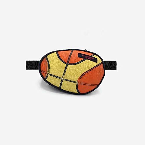 Hüfttasche aus Basketball orange Gürteltasche Mann Geschenk sportlich Basketball Spieler Trainer Junge 16 Weihnachten