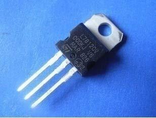 5Stück Spannungsregler für positive Spannung mit 3Polen, 1,5A, 5V, L7805CV