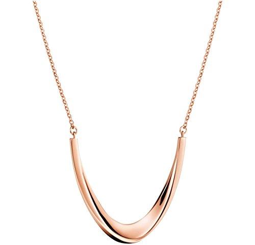 Calvin Klein Collar con colgante Mujer acero inoxidable - KJ3YPN100100