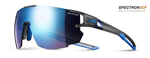 Julbo Aerospeed Sonnenbrille Herren, translu Grey/Blau/Blau