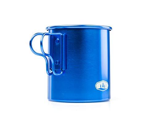 GSI Bugaboo-Tasse für den Außenbereich, Blau, 400 ml