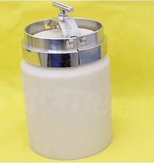 3L Horizontal Nylon Grinding Jar Nontoxic nylon milling jar Lab Planetary Ball Mill Grinding Jar