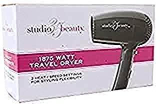 Studio 35 beauty 1875 watt travel dryer