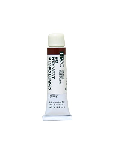 Holbein Artists' Watercolors - Permanent Alizarin Crimson - 5ml Tube