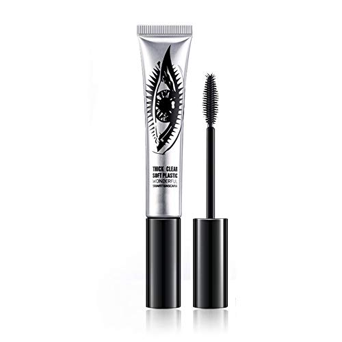 WENFINSP Fiber Lash Mascara All Day Luxurious Looking Lashes Thicker Voluminous Eyelashes Natural Waterproof Smudge-Proof Mascara Extra Long Lash Mascara