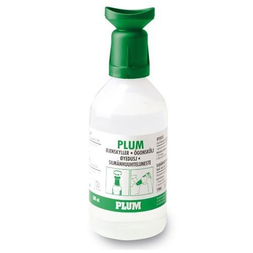 Plum IW4515 Limpiador salino estéril, botella de 500 ml
