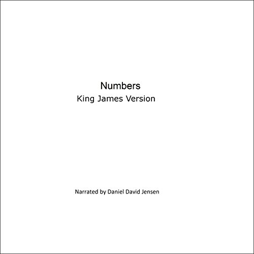 Numbers audiobook cover art