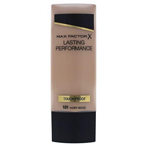 Max factor rendimiento larga duración Fundación, nº 101marfil beige, 1.1Oz