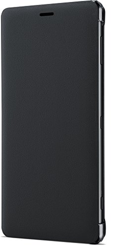 Sony Mobile Style Stand Case SCSH40 Coque pour Xperia XZ2 - Noir