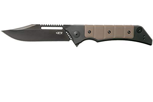 Zero Tolerance Couteau Pliant Designed by Gustavo Cecchini Manche Titanium