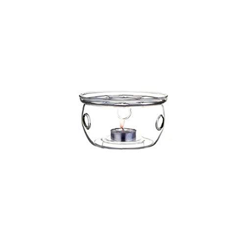 Cieelita Hohe Hitzebeständige Borosilikatglas Teekanne Eine Erhöhung Der Temperatur Der Heizung Heizungssockel Teekanne Tee-Licht Verdicken
