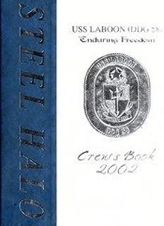 (Custom Reprint) Yearbook: 2002 Laboon (DDG 58) - Naval Cruise Book