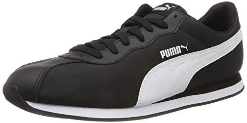 Puma Unisex Turin II NL Sneaker, Schwarz Black White 01, 46 EU