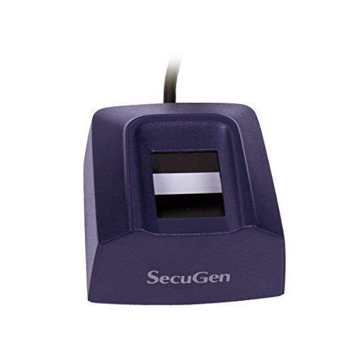 SecuGen Hamster Pro HUPx Compact Optical Fingerprint Scanner