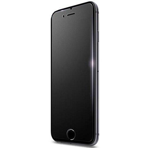 JELLYEA Matt Pellicola Protettiva per iPhone 6 Plus/6S Plus Anti-riflesso Anti-graffio Anti-Bolla Display Proteggi Schermo 9H Vetro Temperato per Apple 6plus/6splus,5.5'