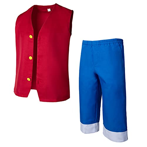 Monkey D Luffy outfit