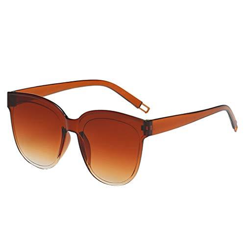 Julhold Gafas de sol polarizadas de moda unisex gafas de sol de moda gafas de sol atractivas retro gafas exteriores protección UV lentes teñidas seleccionables, color, talla M