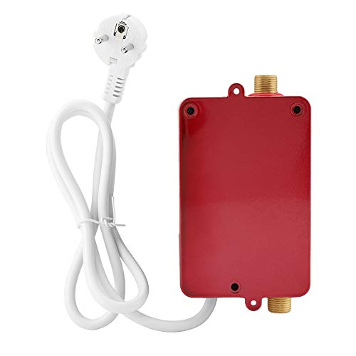 Mini calentador de agua, 3800W 220V...
