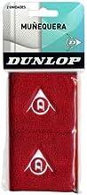 Dunlop Sportpolsbandage, 2 stuks, rood