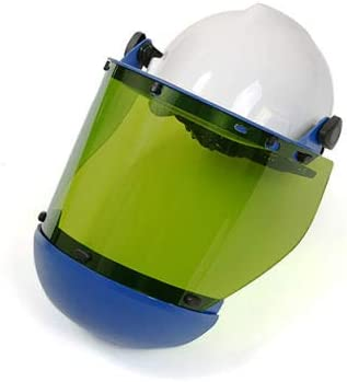 ArcGuard H16HAT10CALCAFS 10 Long Beach Mall cal Arc Flash Financial sales sale with Face Shield Hard