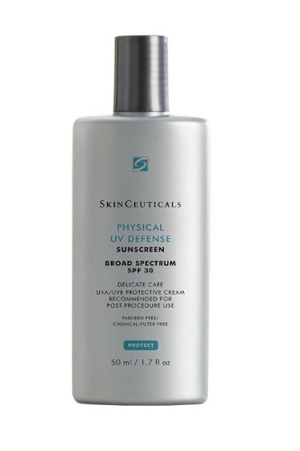 SkinCeuticals Physical UV Defense Broad Spectrum SPF 30 Sunscreen, 1.7 Fluid Ounce