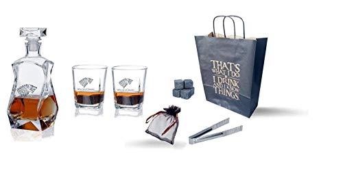 conseguir vasos whisky juego de tronos on-line