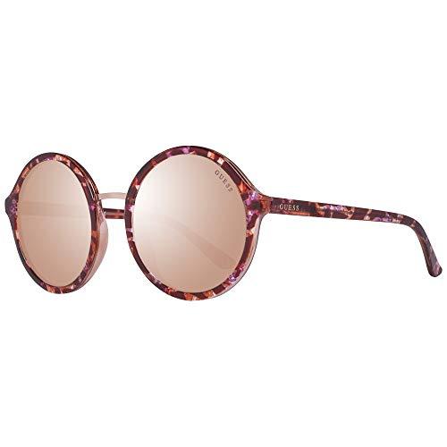 Guess GU7558 74Z 54 Monturas de gafas, Rosa (Rosa/), 54.0 Unisex Adulto