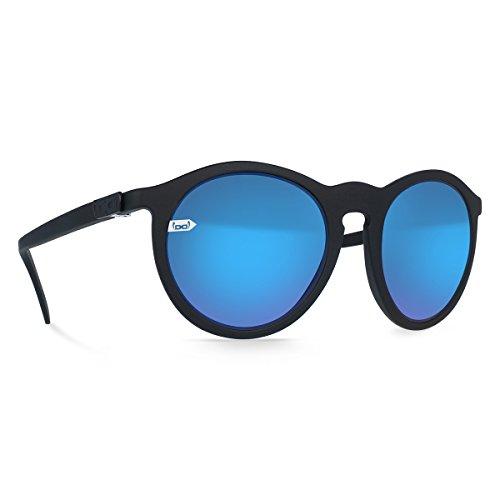 gloryfy Gi8 Panto - Gafas de sol (irrompibles, talla L), color negro mate