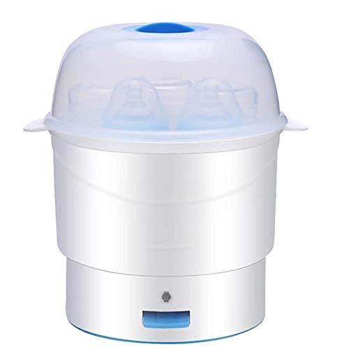 LMDH Babyfles sterilisator met Auto-sluitende functie, Multi-functie stoomsterilisator for het desinfecteren, drogen, Opwarmen Milk