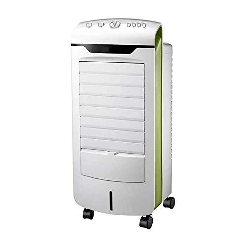 DSY Refrigerador de Aire Coolermaster Portátil Ultra-Silencioso Aire Cooler Frenador Humidifieroir Purificador Evaporativo Coolador de Agua para Oficina en Casa Coolermaster atomiza