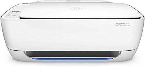 HP Deskjet 3630 All-in-One Multifunktionsdrucker (Instant Ink, Drucker, Scanner, Kopierer, WLAN, AirPrint)...