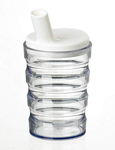 Homecraft Clear Non Spill Cup Aperture Large