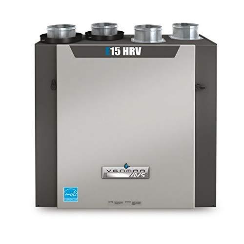 Best Buy! Venmar AVS HRV- E15 HRV (#43135). 155CFM, E Series Heat Recovery Ventilator