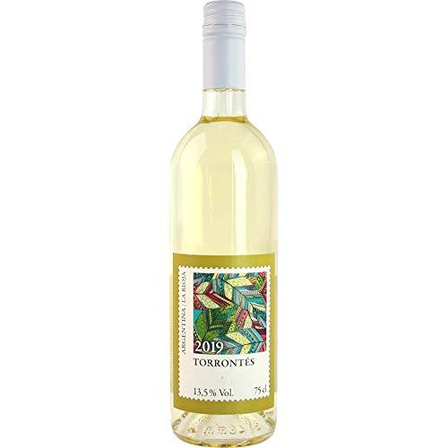 Torrontes Argentinien 2019 La Rioja, Argentina Weißwein Vegan trocken Edition BARRIQUE Argentinien 750ml-Fl (10,00€/L)