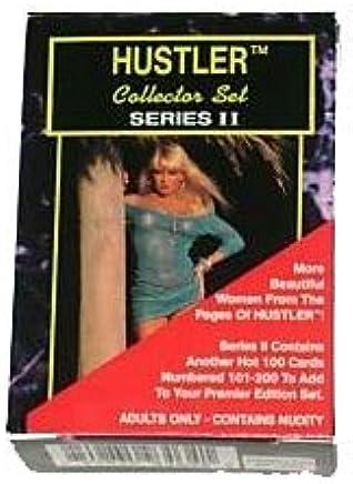 1993 Hustler Collectors Cards Series II Overig Total 5 Packs Of 11 Cards Each Lot