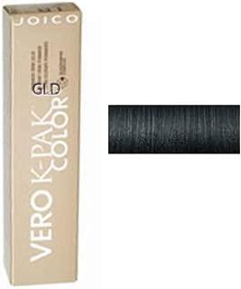 Joico Vero K-Pak Color Permanent Creme Color 1N Black